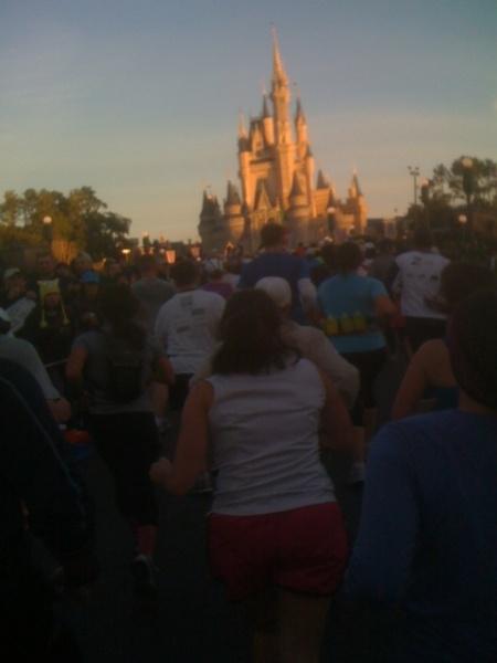 Disney World Marathon Review and Recap Magic Kingdom