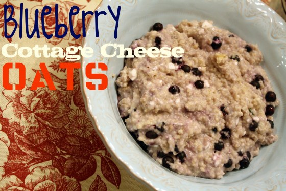 blueberry cottage cheese oats foodie fresh rh foodiefresh com oatmeal and cottage cheese before bed oatmeal and cottage cheese before bed