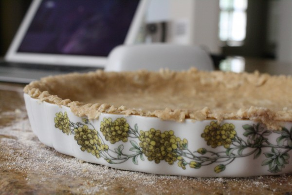 Whole Wheat Tart Crust