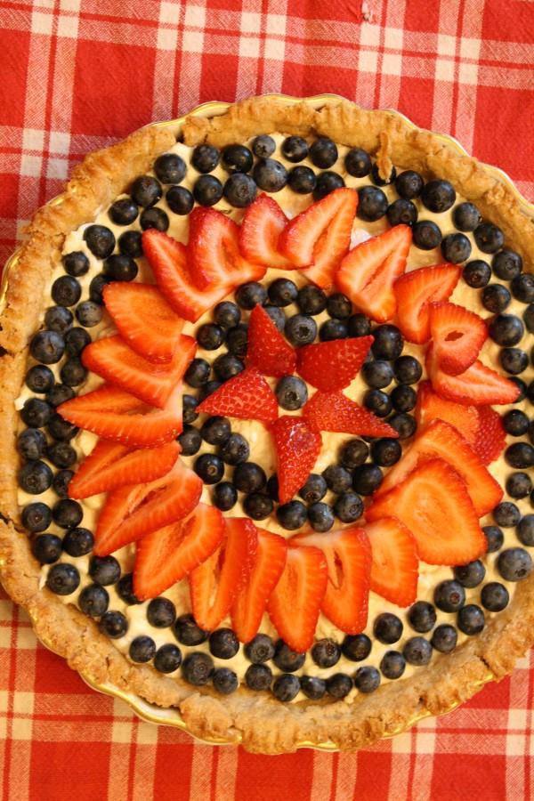 Patriotic Tart
