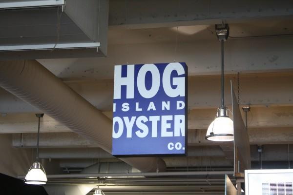 Hog Island Oyster Company, San Francisco