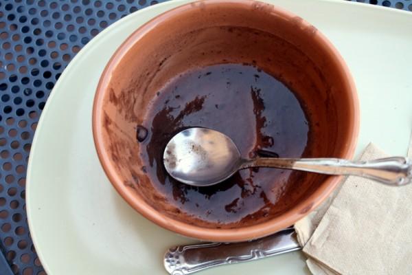 Empty Soup Bowl