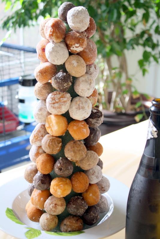 Doughnut Hole Tree