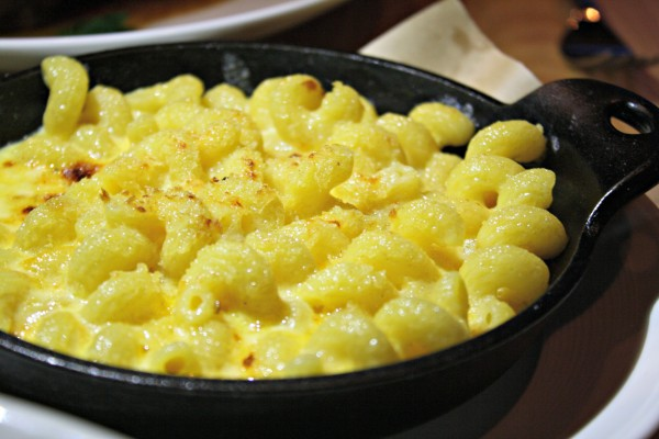 Mac and 3 Cheese at Block and Grinder