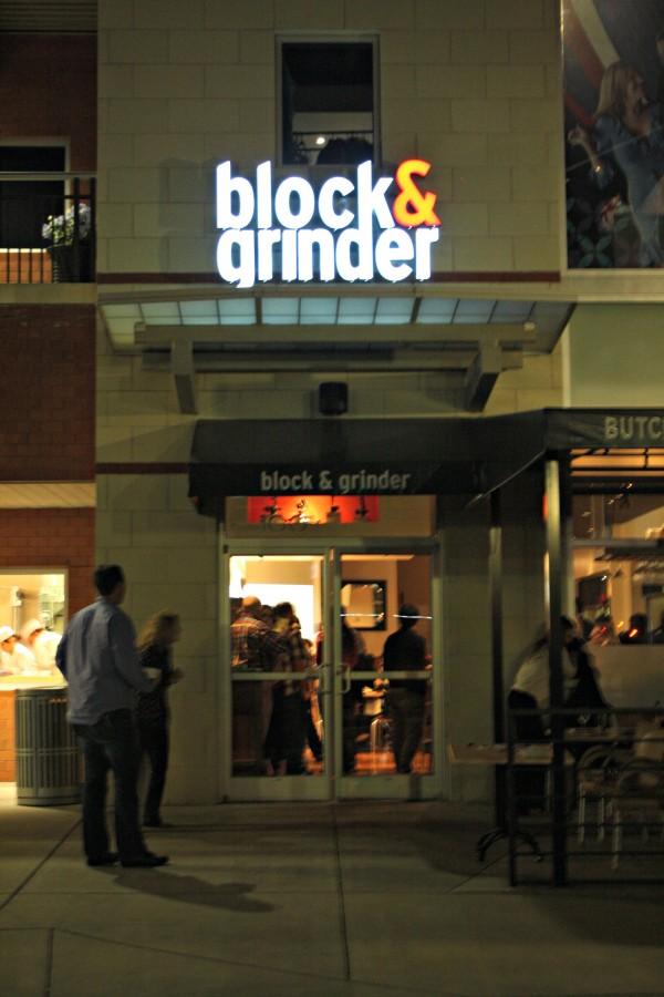 Block and Grinder, Charlotte