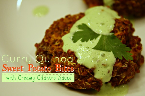 Quinoa Sweet Potato Cake
