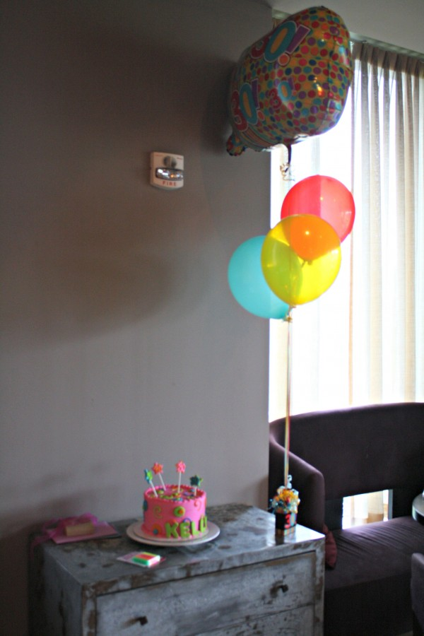 30th birthday decorations