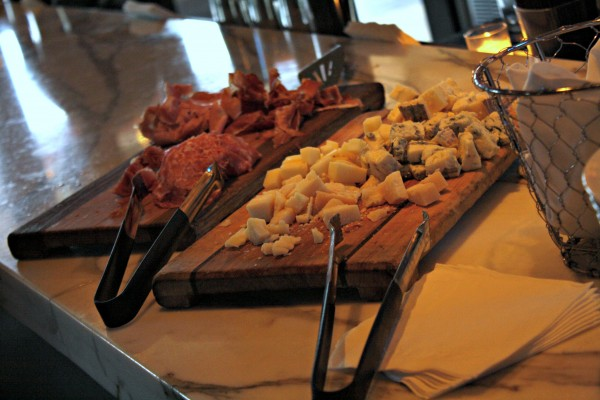 Cheese and Charcuterie at Vivace Charlotte