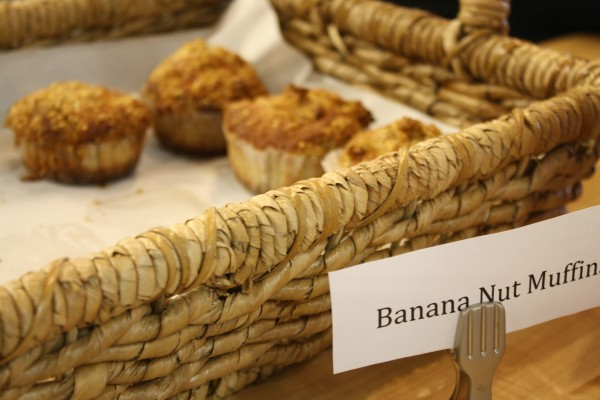 Local Loaf Banana Nut Muffins