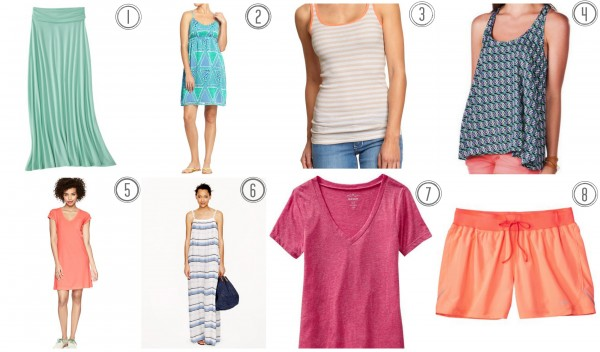 How to Wear Non-Maternity Clothes When Pregnant in the Summer