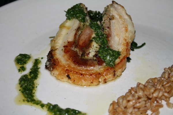 Porchetta at Wolfgang Puck Pizza Kitchen