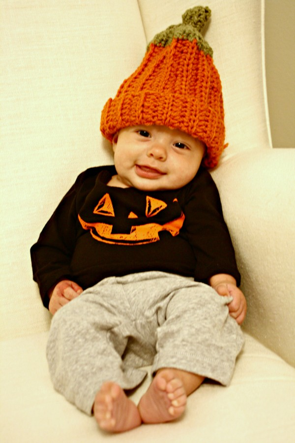 Elliott at Halloween