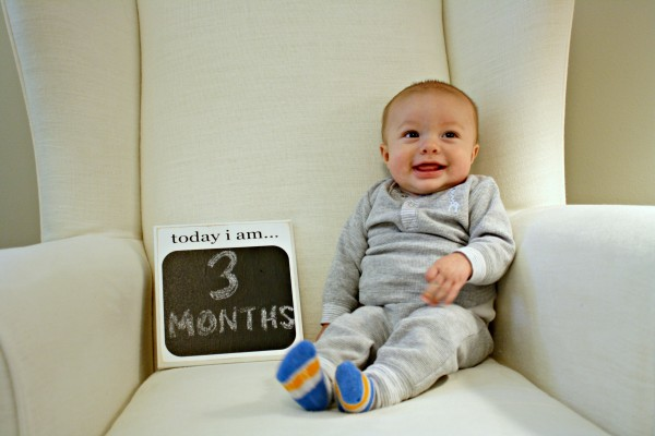 3 month old Elliott