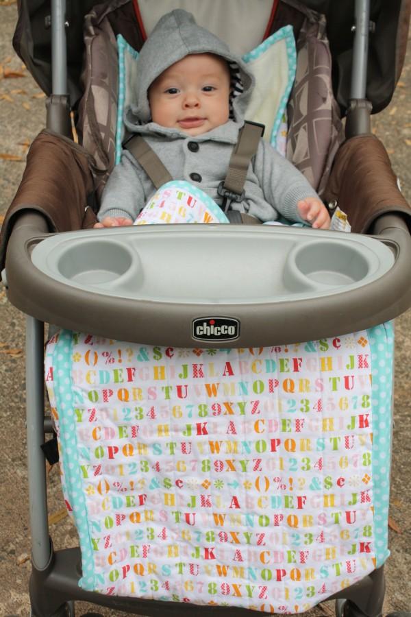 Baby Stroller Blanket Bunting