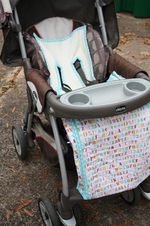 Infant Stroller Blanket Bunting